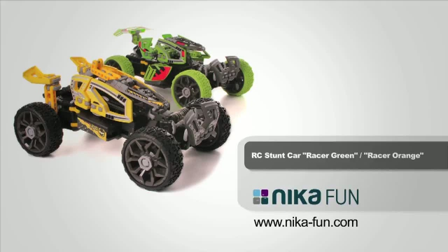 Video RC Stunt Car Racer Imagefilm nika-fun Spielzeug Bremen