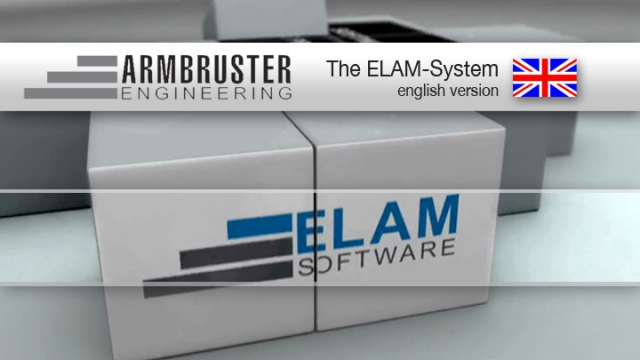 Ambruster Engineering - The ELAM System - english version - Imagefilm - Produktvideo